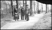 3 on a walk 