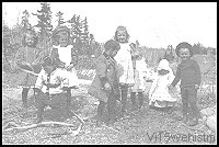 8 children, living