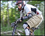 This biker flies 